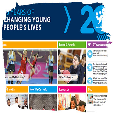 Youth Sports Trust Conference