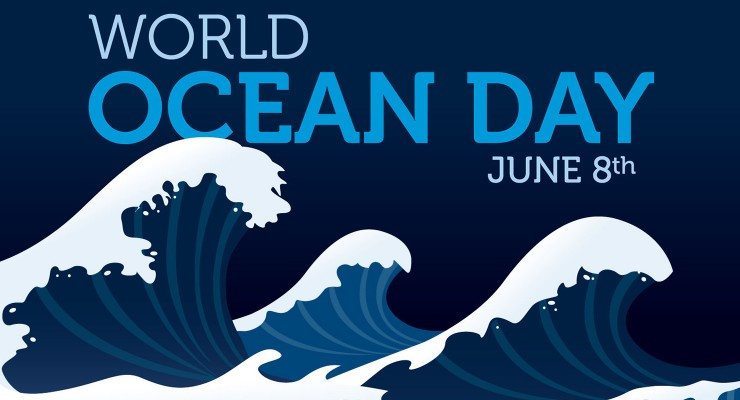 Supporting World Oceans Day