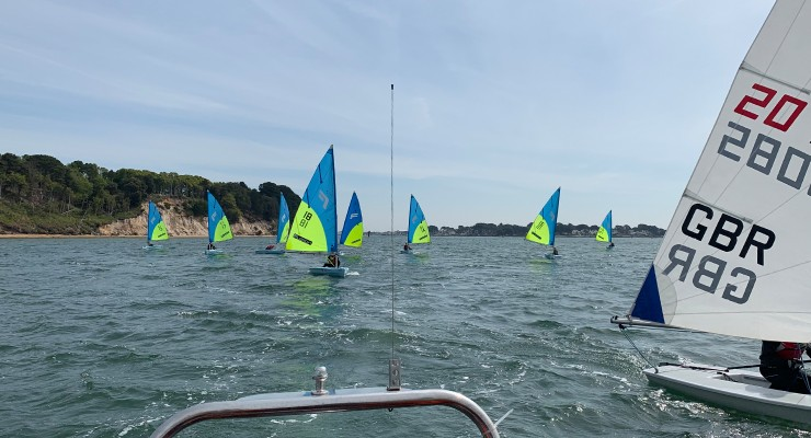 Peter Gordon returns with week two of his ladies sailing sessions