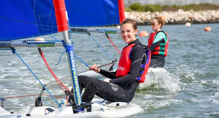 SCL Education & Training Partners with Rockley Watersports