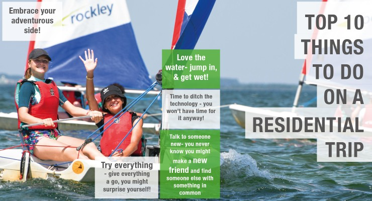 10 things to do on a Rockley residential