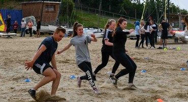 Rockley Sixth Form - more than just watersports