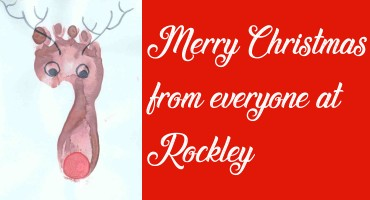 Merry Christmas from Everyone at Rockley