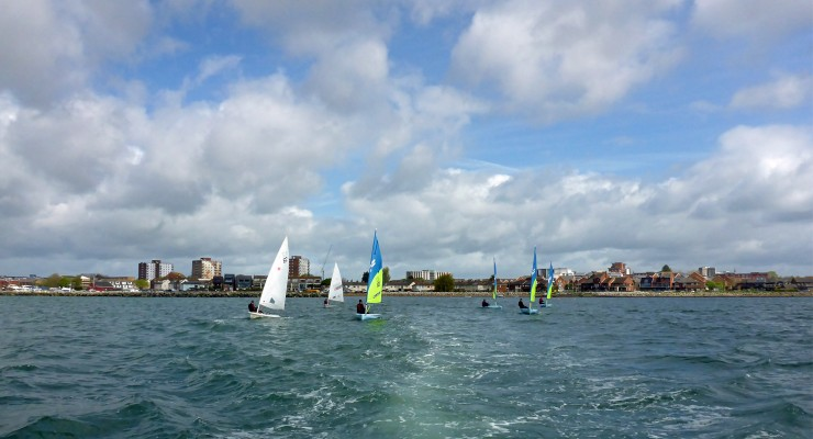 Peter's Blog: The problem about sailing upwind