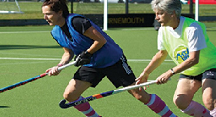 MD Pip makes the England Hockey Team