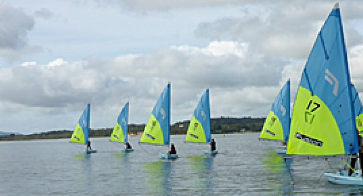 Peter's Blog: Perfecting Light Wind Sailing